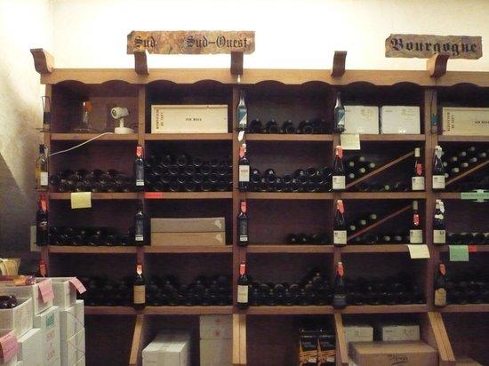 Cave historique des hospices civils de Strasbourg : Just buy a bottle for the evening!