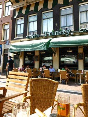 Cafe Trinity Bar