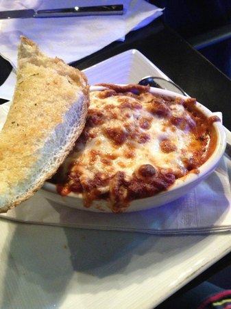 Timberwolf Pizza & Pasta Cafe: Kids Meat Lasagna