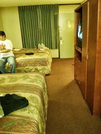 Good Nite Inn, Chula Vista: Spacious and clean