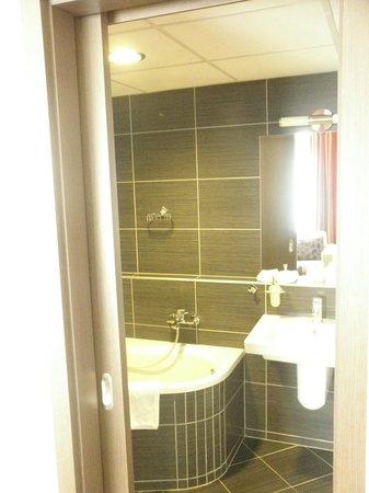 Hotel Regnum Residence : bagno 1