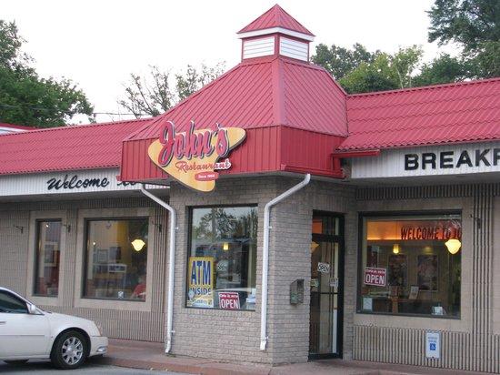 John's Restaurant, Sarnia, Ontario.