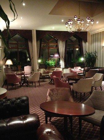 Oakwood Hall Hotel: Lounge/Bar