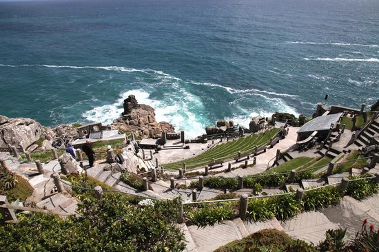Western Discoveries Day Tours: Minack Theater