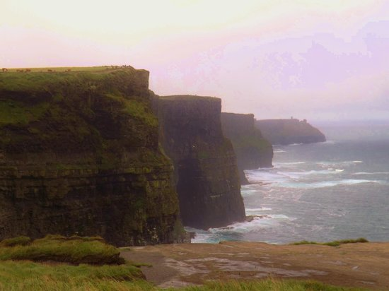 Gentian Cottage : The Cliff of Moher