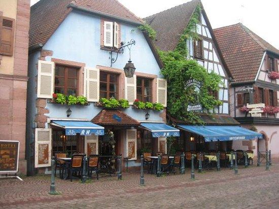 Hotel Restaurant Hassenforder Kaysersberg France