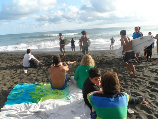 Backyard Hotel: Surfing & Boogie boarding competition
