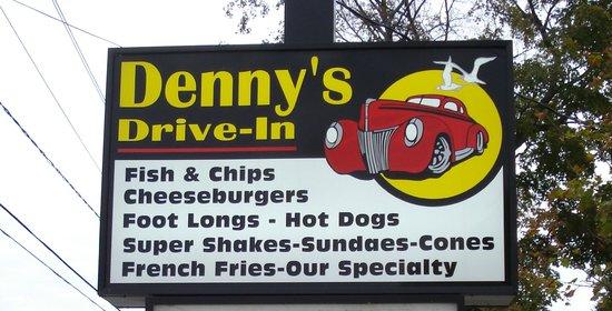 Denny's Drive-In