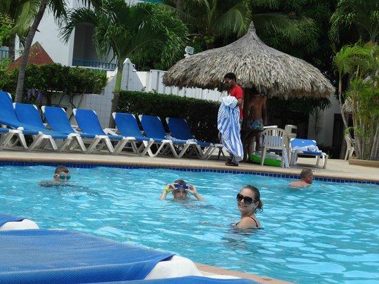 The Mill Resort & Suites Aruba: zwembad