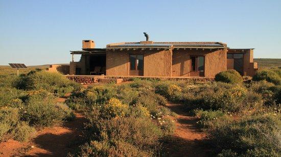 Tankwa Karoo National Park: Our Elandsberg cottage