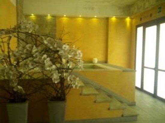 Hotel Federico II: vasca idromassaggio