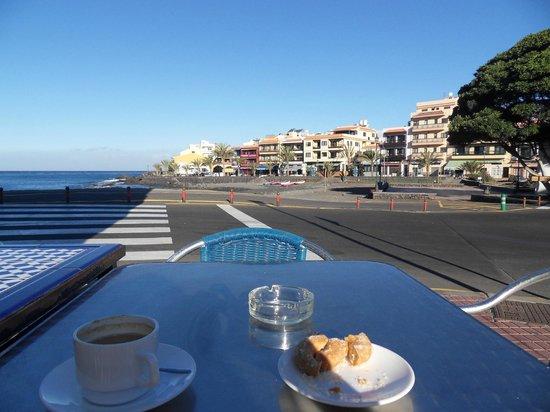 Casa Maria: Cafe con leche