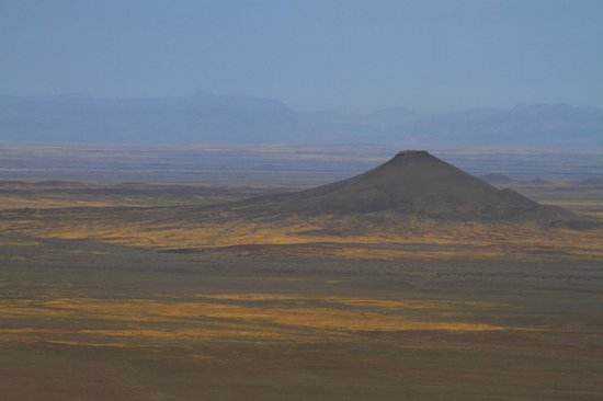 Tankwa Karoo National Park: View from Elandsberg ridge