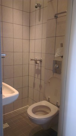 Sharm Hotel: Bathroom