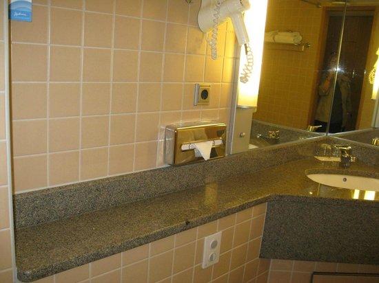 Radisson Blu Royal Viking Hotel, Stockholm: Bathroom
