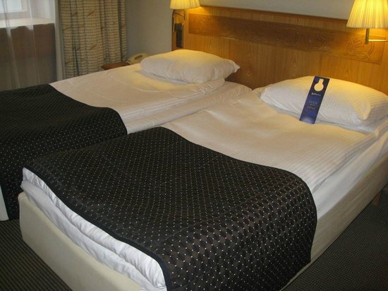 Radisson Blu Royal Viking Hotel, Stockholm: Good bed