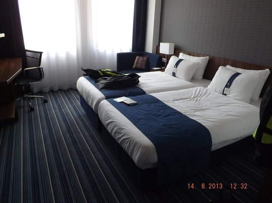 Holiday Inn Express Amsterdam - South: the room