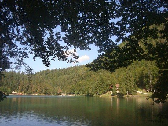 Alpina Hotel: Lago di Fusine