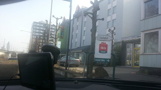 Ibis Frankfurt Messe West: Ibis