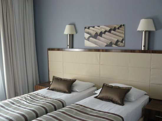 Hotel Lero : la chambre