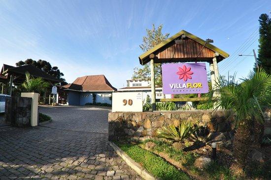 Villa Flor Ecoresort: Entrada