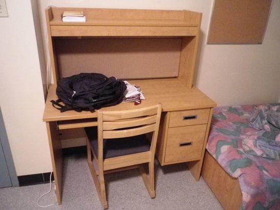 Neill-Wycik Backpackers Hotel: Desk