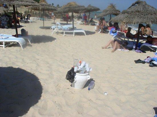 Sun Holiday Beach Club: The beach