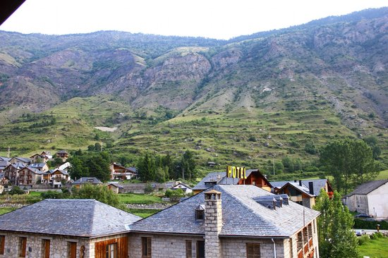 Hotel Roya: View from room
