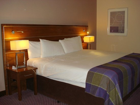 O'Callaghan Stephen's Green Hotel : Habitación ejecutiva