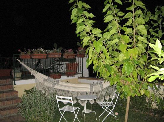 Torre dello Ziro : Notturno in terrazza