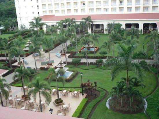 Room view -Gardens