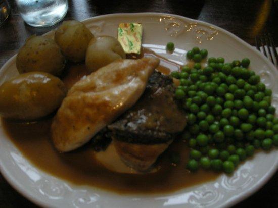 The Lorne Bar: Pastel de carne