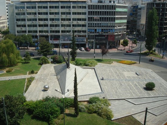 Stanley Hotel : Πλατεία Μεταξουργείου