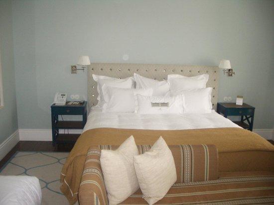 Vidago Palace Hotel: Bed
