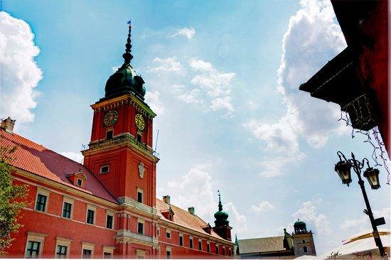 Noclegi Wawa : The Royal Castle- Warsaw, Poland