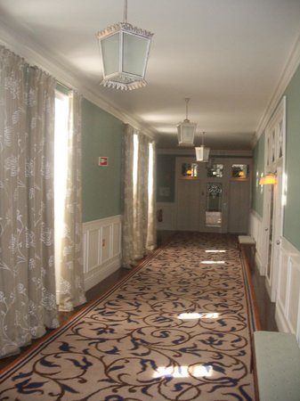 Vidago Palace Hotel: Corridor