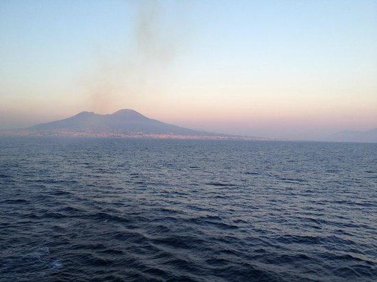 Leisure Italy - Tours : Mount Vesuvius