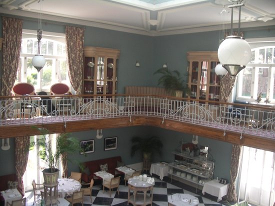 Vidago Palace Hotel: Winter Garden Breakfast Room