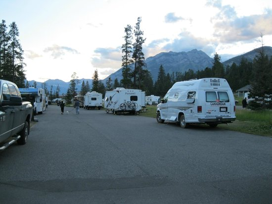 Tunnel Mountain Village II Campground