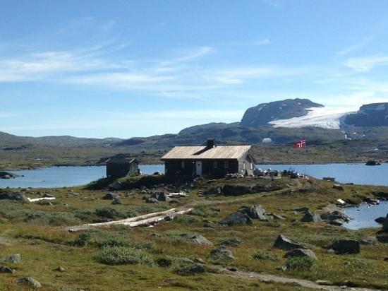 Finse, Norwegia: Blaisen glacier