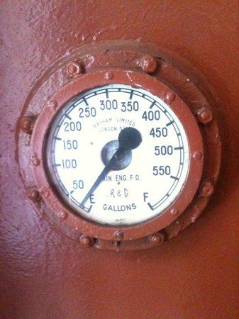 Arctic Corsair: Dials