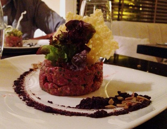 Loft 39 : Steak tartar