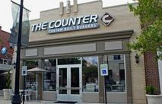 The Counter Market Street