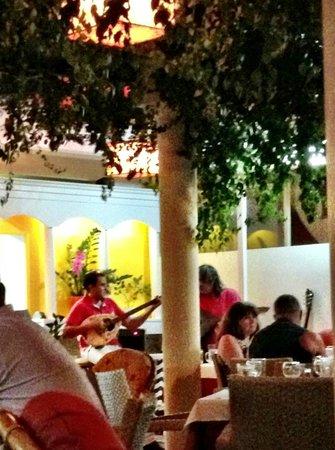 Acropolis Taverna: Ambience