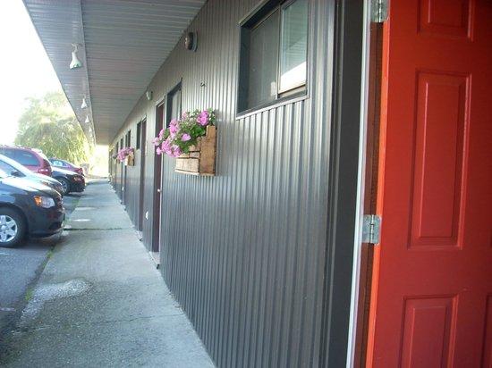 Motel Loupi : Very nicely maintained motel
