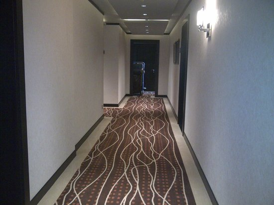 Copthorne Hotel Sharjah: Corridor - love the carpets!