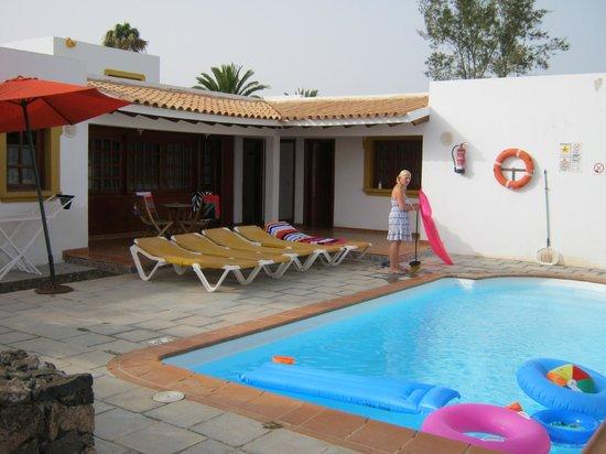 VIP Villas : pool
