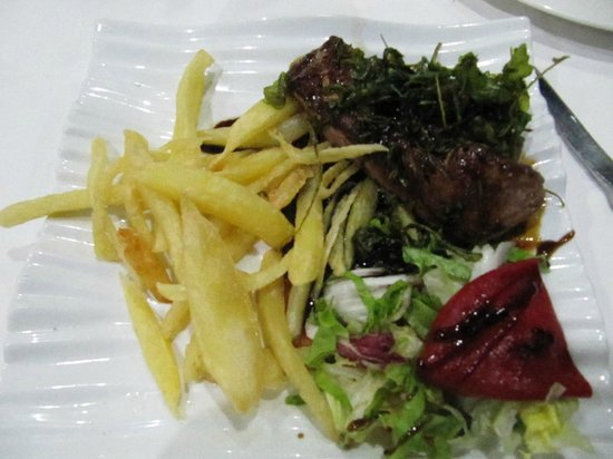 Restaurante Siete Puertas CB.: Solomillo