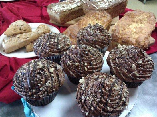 Liberated Baking : Goodies