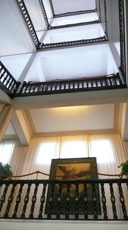 BEST WESTERN Grand Hotel Royal, Premier Collection: Staircases